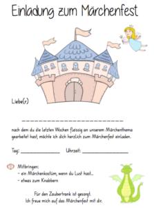 Foto Märchenfest